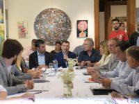 ELECCIONES 2019: Reunión de la Bicameral
