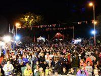 NECOCHEA: Apertura de la 17° Feria de las Colectividades