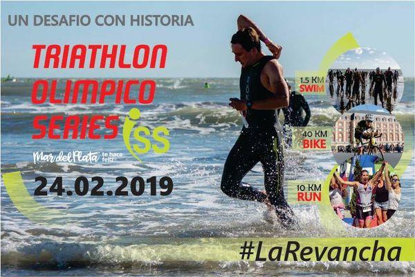 ATLETISMO: El Triatlón Olímpico de Mar del Plata se viene con todo