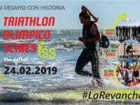 DEPORTES: Triatlón Olímpico de Mar del Plata
