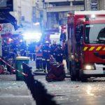 FRANCIA: Hallan cuarta víctima entre escombros en París