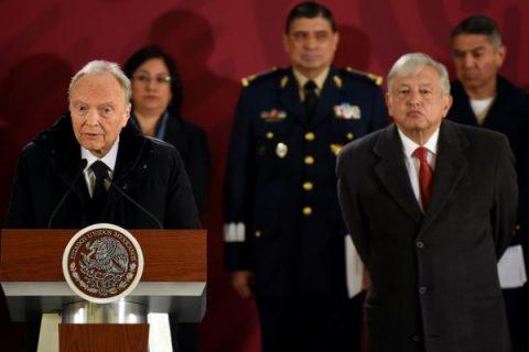MÉXICO: Tres altos funcionarios serán enjuiciados