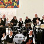 Conocé a Siervas, el grupo de rock de monjas que cantarán frente al Papa