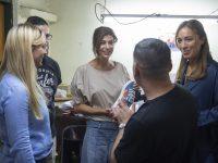 POLÍTICA: Vidal y Awada en campaña