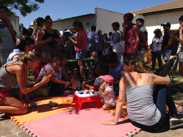 NECOCHEA: Inició el ciclo lectivo de los jardines maternales municipales