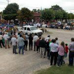 FIESTA DEL GIRASOL: Gran encuentro popular