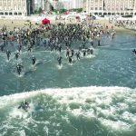 ATLETISMO: El Triatlón Olímpico Series de Mar del Plata cubrió los cupos disponibles