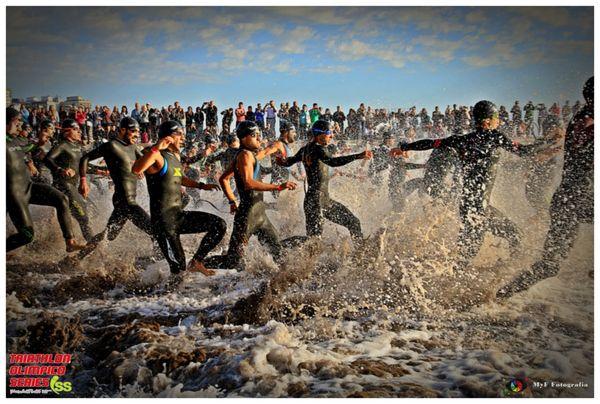 ATLETISMO: El Triatlón de Mar del Plata, una garantía de calidad