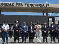 PROVINCIA: Inauguraron cárcel modelo para jóvenes en Campana
