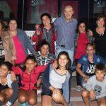 FELICES: Chicos de Laprida por vacacionar en Necochea