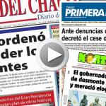 ECOLOGÍA: Frenaste los desmontes en Chaco