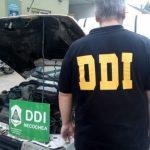 POLICIALES: Encuentran rodado con patente adulterada
