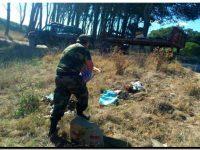 NECOCHEA: Guardaparques en operativo de limpieza