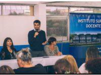 EDUCACIÓN: Facundo López acompañó el inicio del ciclo lectivo del Instituto Nº 31