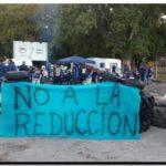 OLAVARRÍA: Despidos en Loma Negra