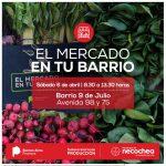 NECOCHEA: El Mercado en tu Barrio con nuevo lugar y horario modificado