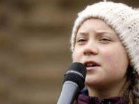 NOBEL DE LA PAZ: La adolescente sueca Greta Thunberg nominada