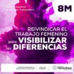NECOCHEA: Actividad por el Día de la Mujer