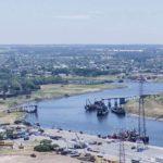 PUERTO QUEQUÉN aprueba la reconstrucción del Puente Escurra