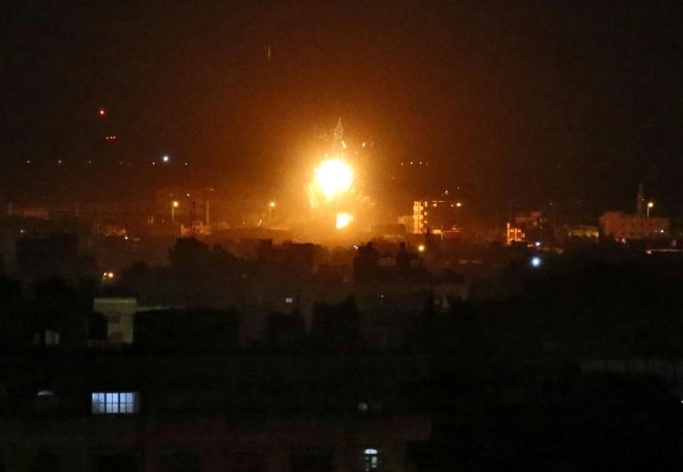 CONFLICTO: La aviación israelí responde a nuevos disparos