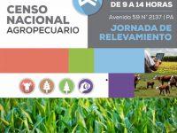 AGRO: Censo Nacional Agropecuario