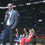 HOMENAJE: Manu Ginóbili toma lugar como inmortal de los Spurs