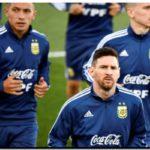 FÚTBOL: Scaloni dijo «Los demás jugadores deben dar el paso, no Messi»