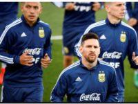 FÚTBOL: Messi centra la atención