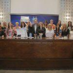 MUJERES Y FÚTBOL: Homenaje en el marco del Día Internacional de la Mujer