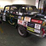 RALLY: La copa de la primera carrera de Rally histórico sudamericano va para Necochea
