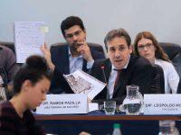 JUSTICIA: Ramos Padilla expondrá este jueves en la Bicameral de Inteligencia