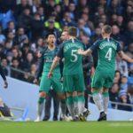 FÚTBOL: Tottenham elimina a Manchester City en partido de locos