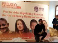 COLOMBIA: Líderes sociales llegan a Bogotá