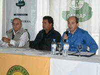 CARBAP reunió a los candidatos a gobernadores de La Pampa