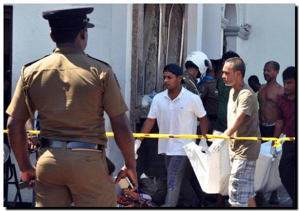 SRI LANKA: Pascua sangrienta, más de 200 muertos