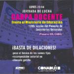 EDUCACIÓN: Suspendieron la paritaria universitaria