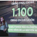 POLÍTICA: Discurso ante empresarios de María Eugenia Vidal