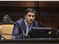 ABUSO SEXUAL: Aprobaron la licencia de Manuel Mosca en la Cámara de Diputados