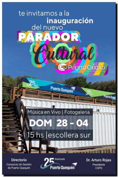 NECOCHEA: Se viene el Parador Cultural de Puerto Ciudad