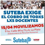 EDUCACIÓN: Respuesta a lo solicitado por SUTEBA
