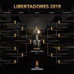 FÚTBOL: Se sortearon los octavos de la Copa Libertadores