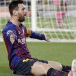 FÚTBOL: Messi pone al Barcelona a las puertas de la final