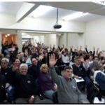 GREMIALES: Las y los docentes exigen la urgente convocatoria a la Mesa Nacional de Negociación Salarial