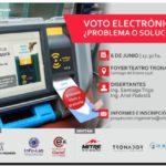 ELECCIONES 2019: Investigadores del InFo-Lab brindarán charla sobre «Voto electrónico»