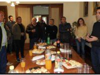 NECOCHEA: En el Día del Periodista, López agasajó a la prensa en el despacho comunal