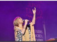 RUTA DEL TANGO: Amelita Baltar brilló en el cierre del primer fin de semana
