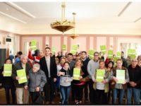 NECOCHEA: Hoy nueva jornada de firma de escrituras en la comuna