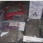 POLICIALES: Caen tres narcos en Lobería