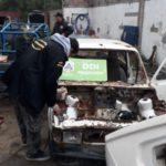 """POLICIALES: Robaban autos y los adulteraban para hacer coches """"mellizos"""""""
