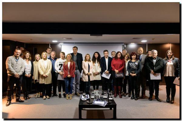 PROVINCIA: Presentaron proyecto para adherir a la Ley Justina